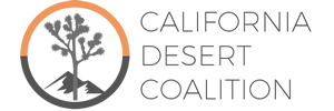 The California Desert Coalition Logo